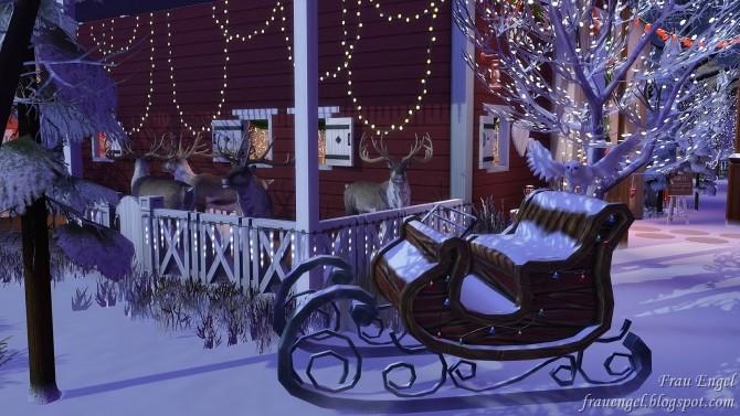 Christmas Wedding venue at Frau Engel image 973 670x377 Sims 4 Updates