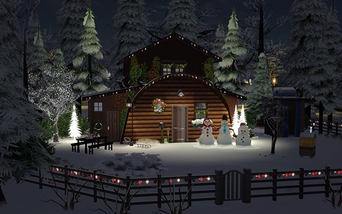 Bears House at Vicky SweetBunny image 9811 670x419 Sims 4 Updates