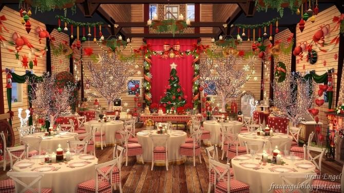 Christmas Wedding venue at Frau Engel image 993 670x377 Sims 4 Updates