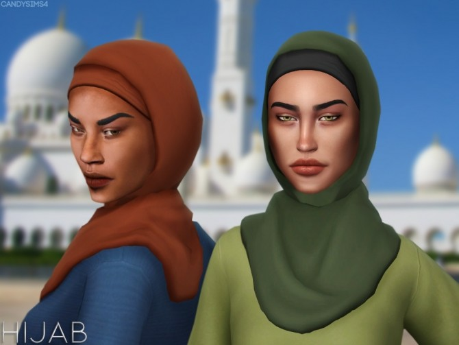HIJAB at Candy Sims 4 image 1002 670x503 Sims 4 Updates