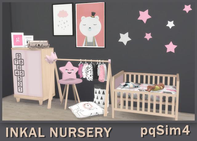 Sims 4 Inkal Nursery at pqSims4