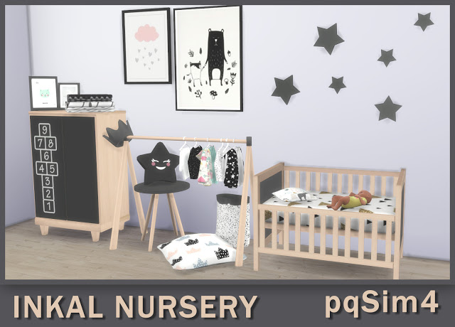 Sims 4 Nursery Downloads 187 Sims 4 Updates