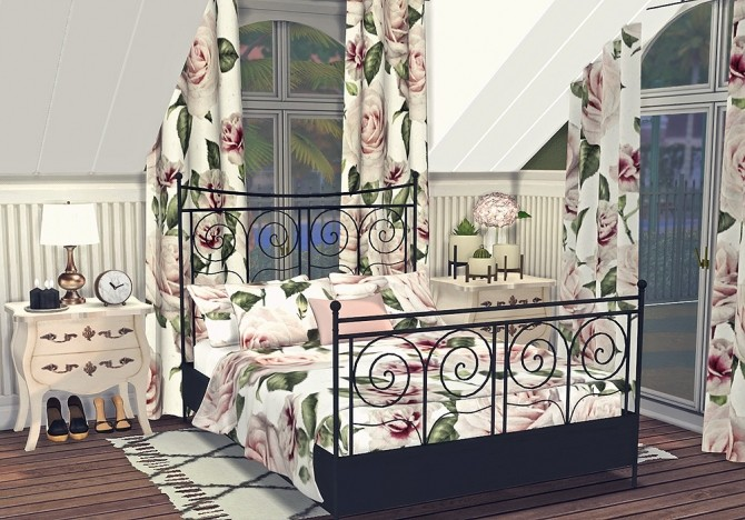 Flower Delicacy Textyle Collection by Sooky at Blooming Rosy image 1125 670x468 Sims 4 Updates