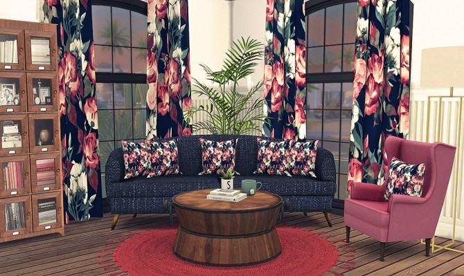 Flower Delicacy Textyle Collection by Sooky at Blooming Rosy image 1133 670x399 Sims 4 Updates