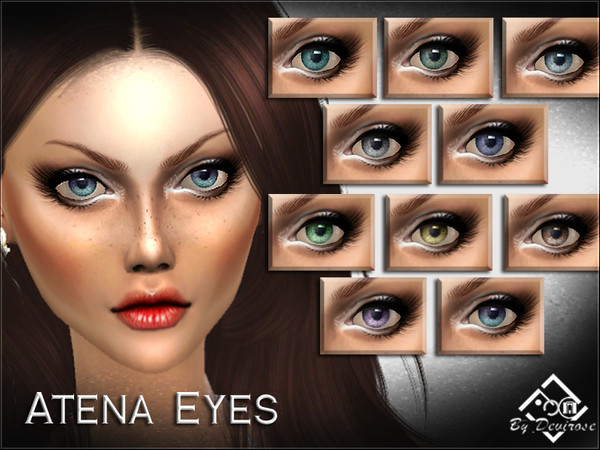Sims 4 Atena Eyes by Devirose at TSR