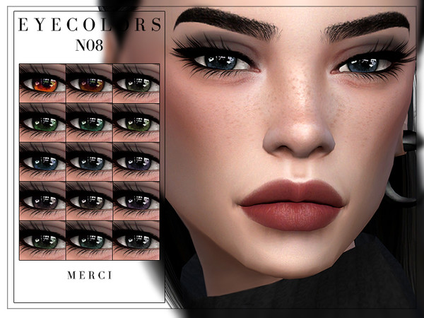 Eyecolors N08 by Merci at TSR image 12102 Sims 4 Updates