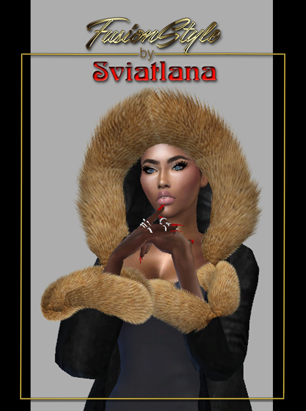 Jacket, outfit & High heels at FusionStyle by Sviatlana image 1214 Sims 4 Updates