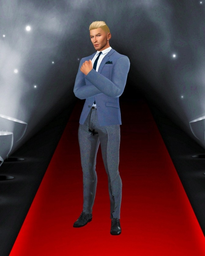 Sims 4 Thorne Bailey at Katverse