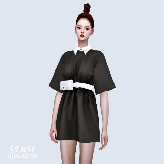 Box T With Bag Belt at Marigold image 13014 670x670 Sims 4 Updates