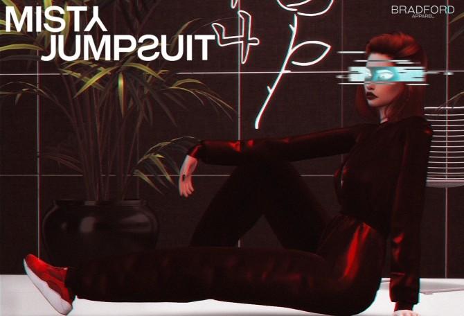 Sims 4 Misty Jumpsuit by Victoria Kelmann at MURPHY