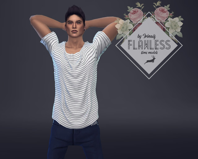 Colin at Amber Sim – Flawless image 1353 Sims 4 Updates