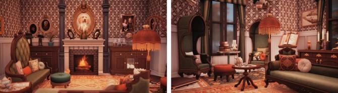 Sims 4 The Pinkerton Villa at Miss Ruby Bird