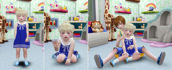Brothers & Sisters poses at A luckyday image 1491 Sims 4 Updates