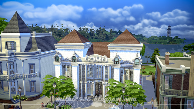 Swan Restaurant at Milki2526 image 1592 Sims 4 Updates