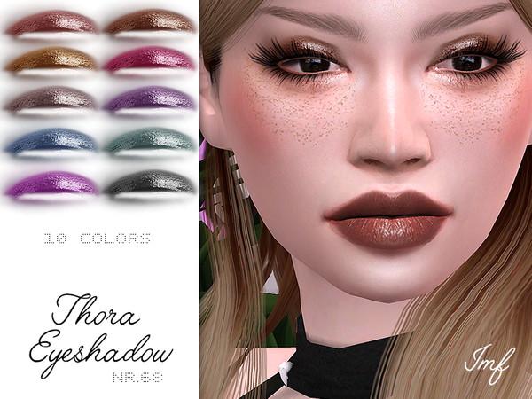 IMF Thora Eyeshadow N.68 by IzzieMcFire at TSR image 1615 Sims 4 Updates