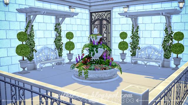 Swan Restaurant at Milki2526 image 1622 Sims 4 Updates