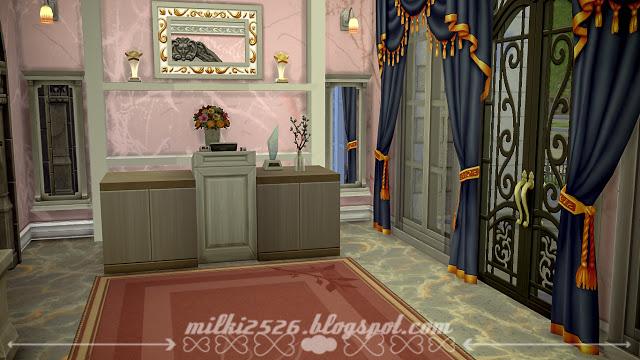 Swan Restaurant at Milki2526 image 1632 Sims 4 Updates