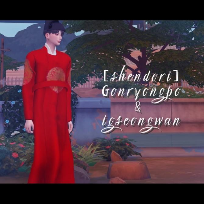 Gonryongpo & Igseongwan at SHENDORI SIMS image 1773 670x670 Sims 4 Updates