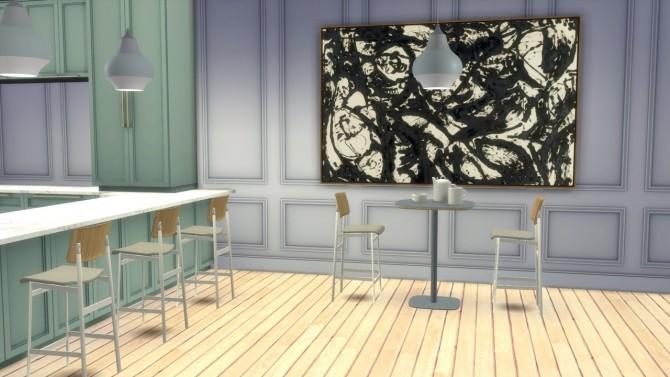 Sims 4 CIRQUE PENDANT at Meinkatz Creations