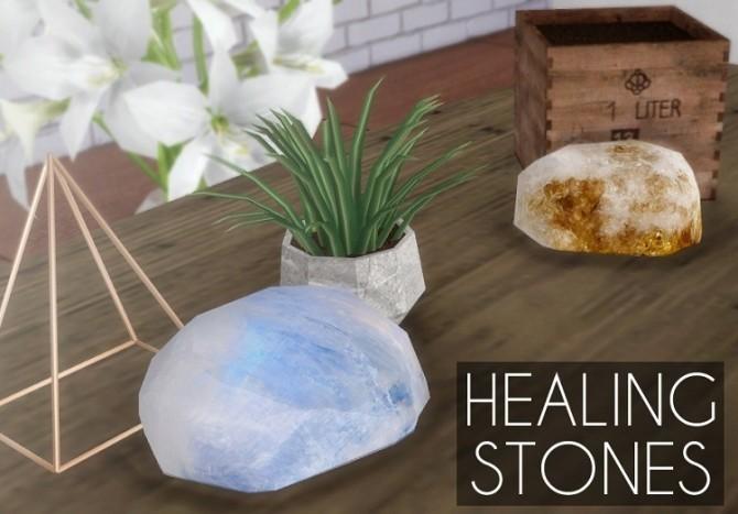 Healing Stones at Descargas Sims image 1995 670x467 Sims 4 Updates