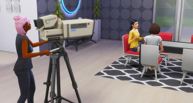 Sims 4 Reality Show Event Mod at KAWAIISTACIE