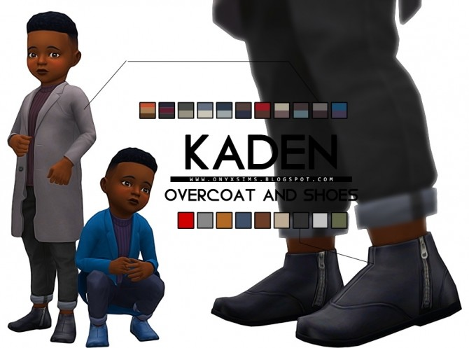 Kaden Overcoat & Boots at Onyx Sims image 2082 670x497 Sims 4 Updates