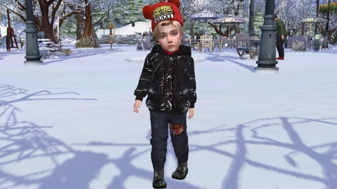 Little Leonardo by Elena at Sims World by Denver image 2131 670x377 Sims 4 Updates