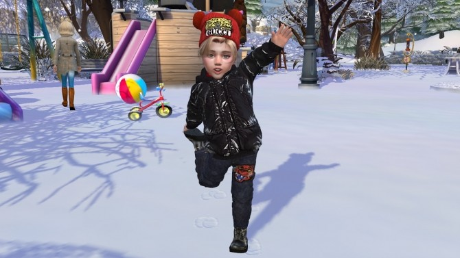 Little Leonardo by Elena at Sims World by Denver image 2141 670x377 Sims 4 Updates
