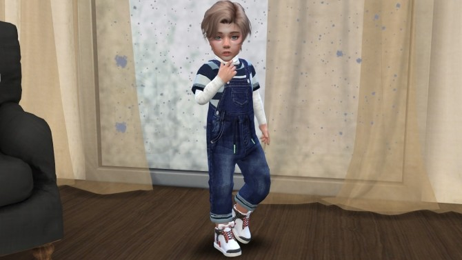 Little Leonardo by Elena at Sims World by Denver image 2151 670x377 Sims 4 Updates