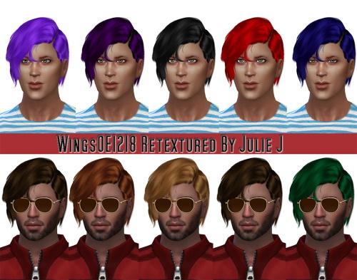 Mini Hair Retexturing Dump at Julietoon – Julie J image 2161 Sims 4 Updates
