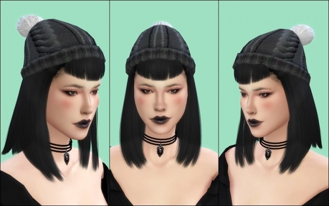 Lindasims2 winter hat conversion at PW's Creations image 217 670x419 Sims 4 Updates