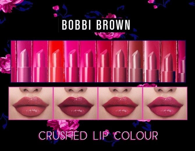Sims 4 Crushed Lip Colour at FROST SIMS 4