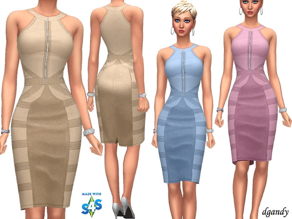 Sims 4 Dress C201901 3b 18 by dgandy at TSR