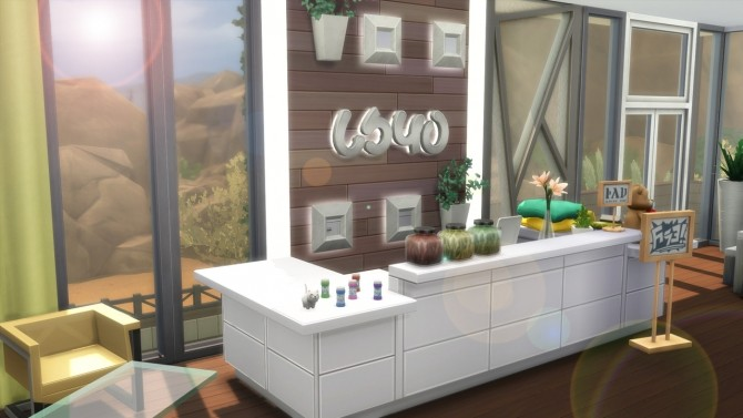 Sims 4 Book Shop at Anna Frost