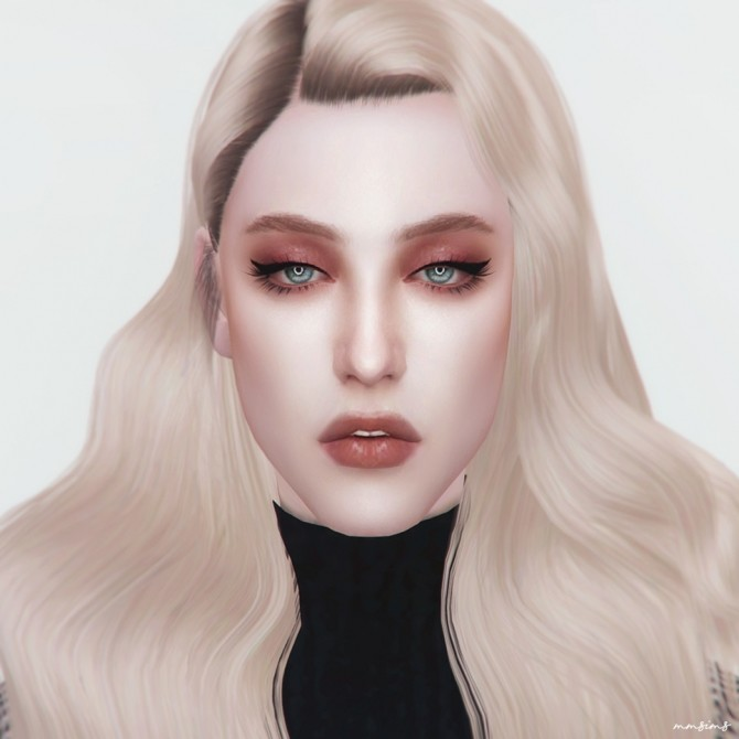 Preset Af Nose 1 Amp 2 At Mmsims 187 Sims 4 Updates