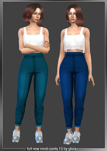 Sims 4 Pants 13 at All by Glaza