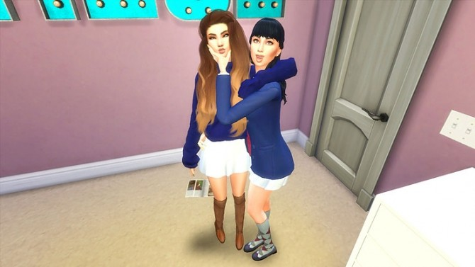 Sims 4 Roommates Mod at KAWAIISTACIE