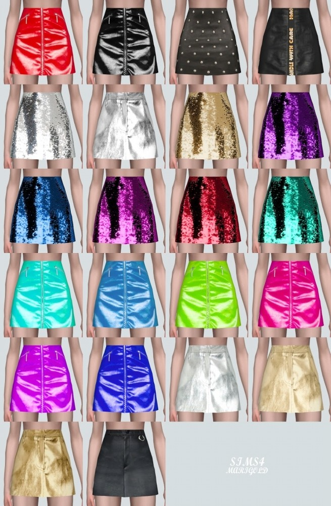 Mini Skirt Specular V at Marigold image 291 655x1000 Sims 4 Updates