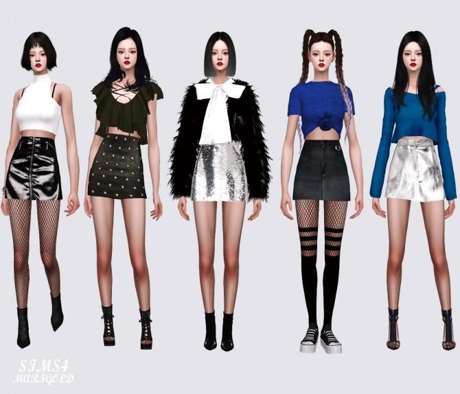 Mini Skirt Specular V at Marigold image 292 670x573 Sims 4 Updates