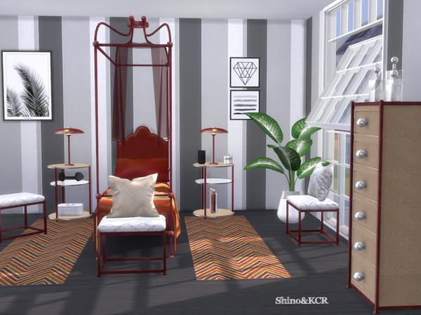 Single Bedroom Liz by ShinoKCR at TSR image 3016 Sims 4 Updates