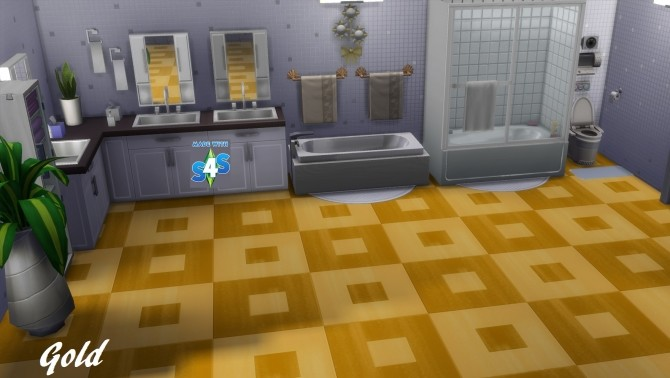 EP01 Inversely Square Linoleum 14 Colours by wendy35pearly at Mod The Sims image 3120 670x378 Sims 4 Updates