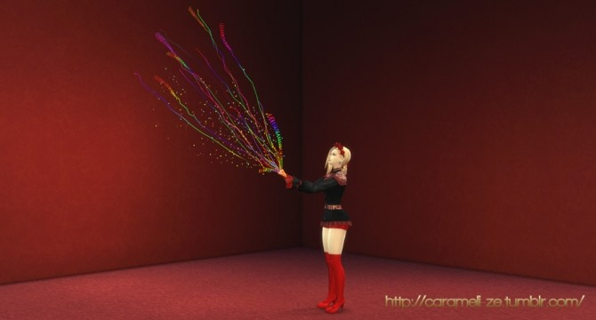 Party Popper and 3 Poses at Caramelize image 329 670x360 Sims 4 Updates