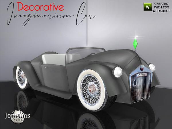 Imaginarium car (Decorative) by jomsims at TSR image 346 Sims 4 Updates