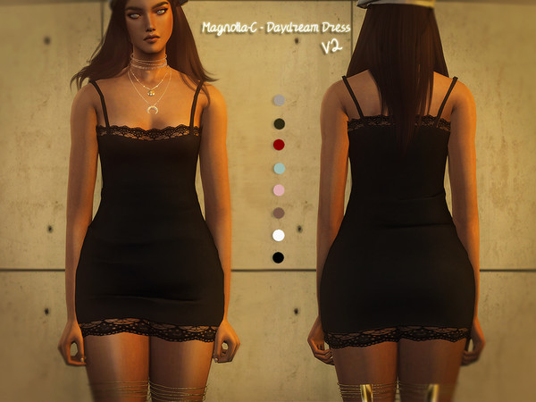 Daydream Set by Magnolia C at TSR image 3461 Sims 4 Updates
