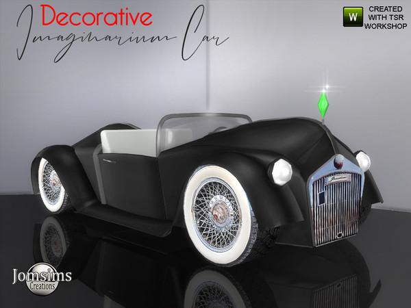 Imaginarium car (Decorative) by jomsims at TSR image 354 Sims 4 Updates