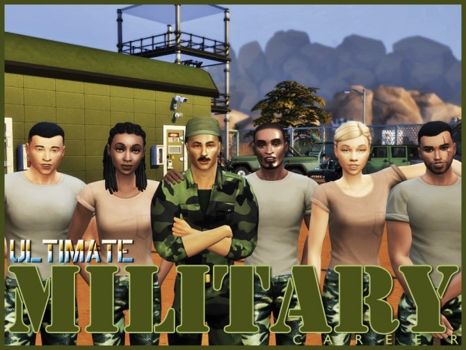 Ultimate Military Career by asiashamecca at Mod The Sims image 3601 670x503 Sims 4 Updates