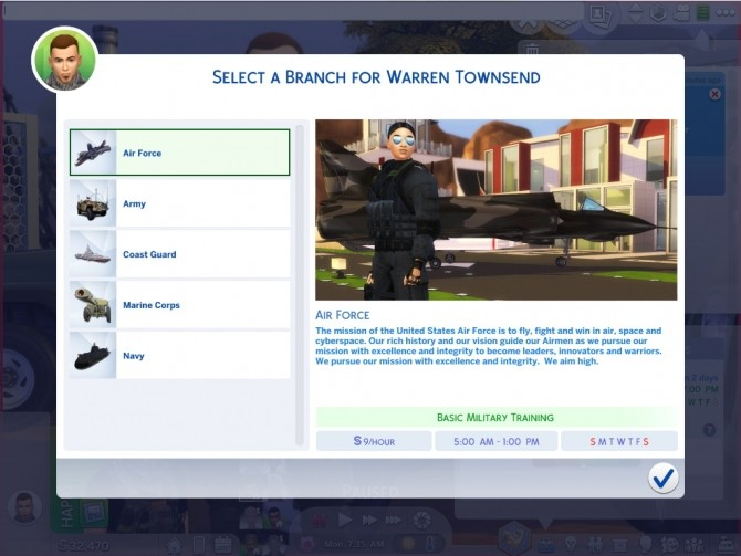 Ultimate Military Career by asiashamecca at Mod The Sims image 3631 670x503 Sims 4 Updates