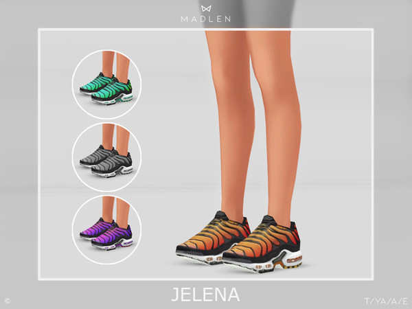 Madlen Jelena Shoes by MJ95 at TSR image 364 Sims 4 Updates