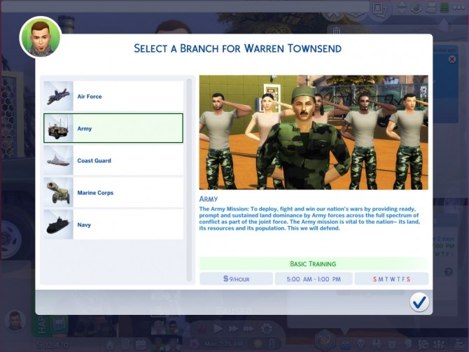 Ultimate Military Career by asiashamecca at Mod The Sims image 3641 670x503 Sims 4 Updates