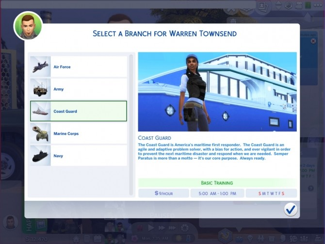 Ultimate Military Career by asiashamecca at Mod The Sims image 3651 670x503 Sims 4 Updates